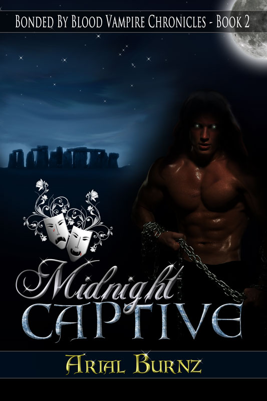 Midnight Captive - Book 2 - Vampire Romance