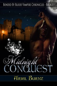 Midnight Conquest - New Cover