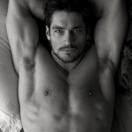 James Knightly (Model: David Gandy)