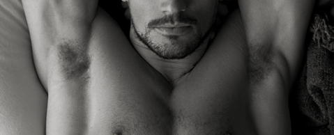 James Knightly (Model: David Gandy)