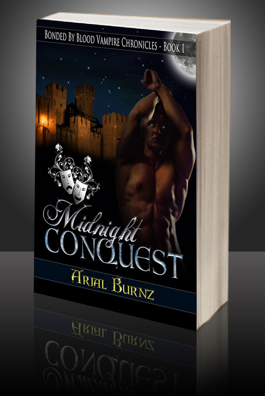 Midnight Conquest - Book 1 (paperback)