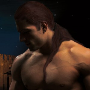 Broderick MacDougal - Bonded By Blood Vampire Chronicles - catch him on the virtual book tour!
