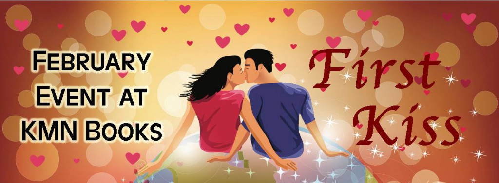 KMN Books - First Kiss - Valentine's Day