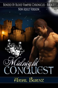 Midnight Conquest - New Adult Version