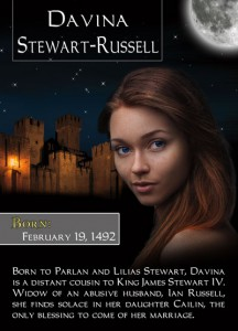 Midnight Conquest - Davina Stewart-Russell