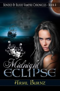 Midnight Eclipse - Book 4 of the Bonded By Blood Vampire Chronicles