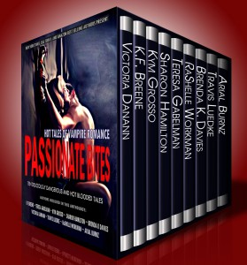 Passionte Bites Boxed Set - Featuring Midnight Captive