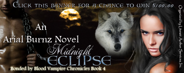 Midnight Eclipse - Book Tour with Literati Author Services
