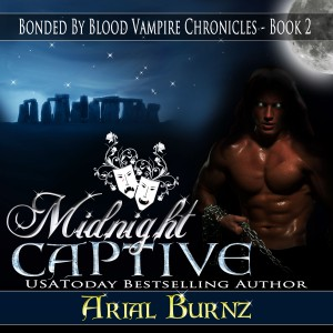 Midnight Captive - Audiobook - Vampire Romance