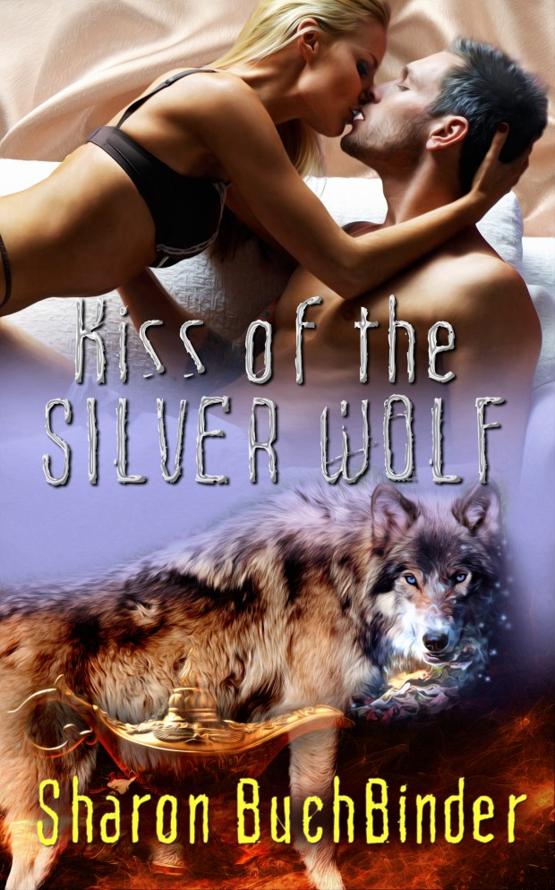 Kiss of the Silver Wolf (werewolf romance)