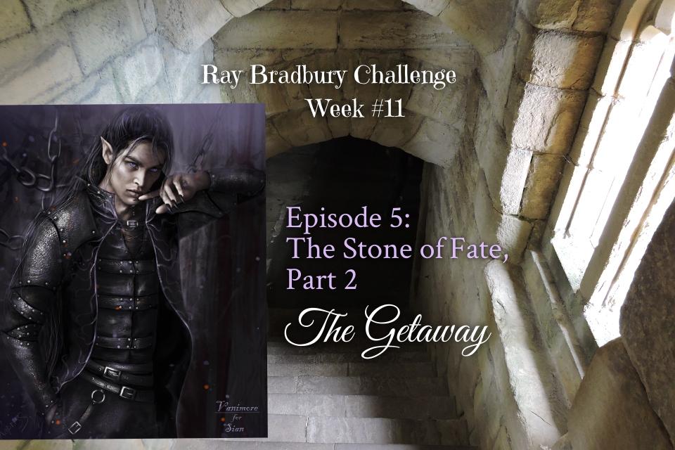 Ray Bradbury Challenge – Week #11