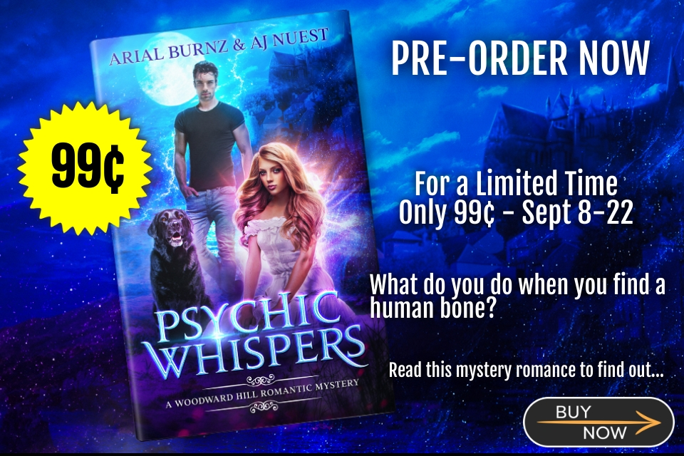New Release – Psychic Whispers